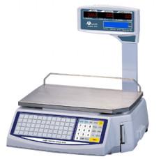 Поверка весов с печатью этикеток ACOM NETS-15