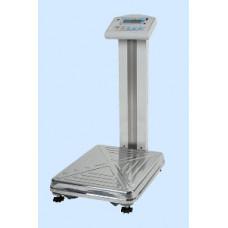 Поверка напольных (платформенных) электронных весов ACOM SI-100W-150