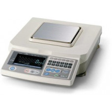 Поверка счетных весов AND FC-1000i