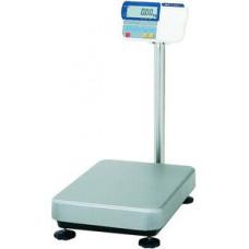 Поверка платформенных весов AND HV-200KGL