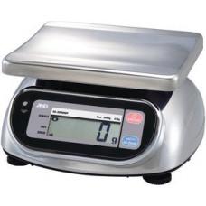 Поверка настольных весов AND SK-1000WP