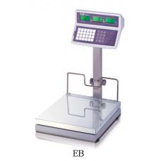 Поверка торговых весов CAS EB-150