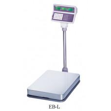 Поверка торговых весов CAS EB-150L