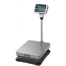 Поверка напольных весов CAS HB-150