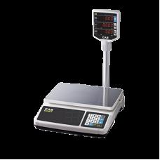 Поверка весов CAS PR-15P