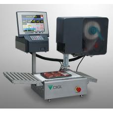 Поверка автоматических весов DIGI LI-4600, Max 3