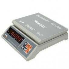 Поверка настольных весов M-ER 326AFU-15.1 LED