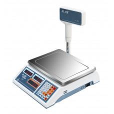 Поверка настольных весов M-ER 322AC-15.2 IBBY LED