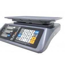 Поверка настольных весов M-ER 320AC-15.2 MARGO LCD