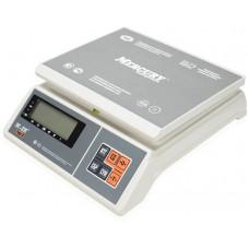 Поверка настольных весов M-ER 326AFU-15.1 LCD