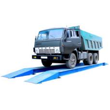 Поверка автомобильных бесфундаментных весов МИДЛ МА 30000