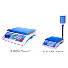 Поверка настольных весов МИДЛ МТ 15 М(Г)Д(Ж)А «Алекса»