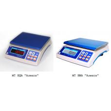 Поверка настольных весов МИДЛ МТ 15 В(1)Д(Ж)А «Алекса»