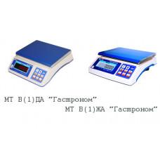 Поверка настольных весов МИДЛ МТ 1,5 В(1)Д(Ж)А «Гастроном»