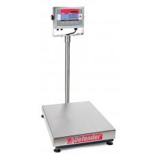 Поверка платформенных весов Ohaus D32XW150VL