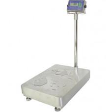 Поверка напольных весов CKE-H-150-4050