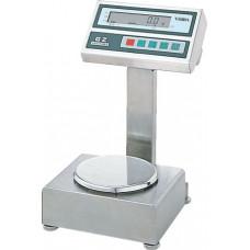 Поверка лабораторных весов VIBRA GZII-2000CEX
