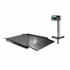 Поверка платформенных весов МАССА-К 4D-LA-2-1000