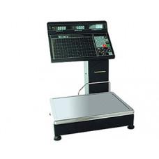 Поверка весов с печатью этикетки МАССА-К ВП-15Т
