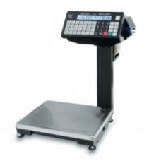 Поверка торговых весов с печатью этикетки МАССА-К ВПМ-15.2-Ф
