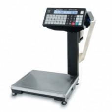Поверка торговых весов с печатью этикетки МАССА-К ВПМ-15.2-Ф1