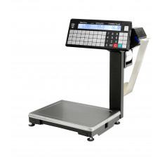 Поверка торговых весов с печатью этикетки МАССА-К ВПМ-15.2-Т1