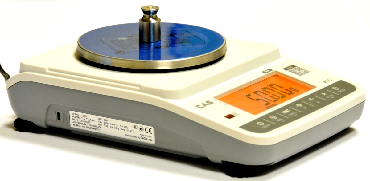 Лаборатория поверки весового оборудования