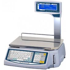 Поверка весов с печатью этикеток ACOM NETS-15FG