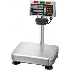 Поверка платформенных весов AND FS-15Ki