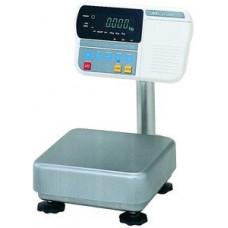 Поверка платформенных весов AND HV-15KGL