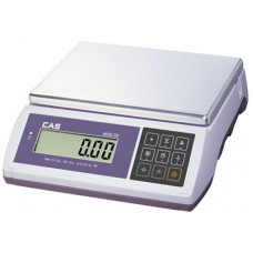 Поверка настольных весов CAS ED-15