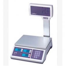 Поверка весов CAS  ER JR-06CBU
