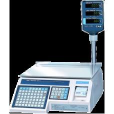 Поверка весов CAS LP-06R