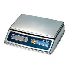 Поверка настольных весов CAS PW-II-10