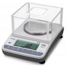 Поверка лабораторных весов CAS XE-1500