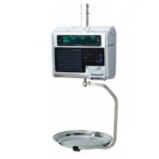 Поверка весов с печатью этикетки DIGI SM-100 H15