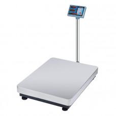 Поверка напольных весов M-ER 333ACPL 600.200 LED TRAIDER