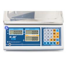 Поверка настольных весов M-ER 322AC-15.2 IBBY LCD