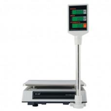 Поверка настольных весов M-ER 327ACP-15.2 LCD