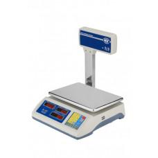 Поверка настольных весов M-ER 322P-15.2