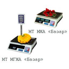 Поверка настольных весов МИДЛ МТ 15 М(Г)Д(Ж)А «Базар»