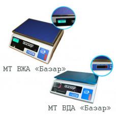 Поверка настольных весов МИДЛ МТ 15 В(1)Д(Ж)А «Базар»