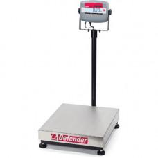 Поверка платформенных весов Ohaus D31P300BX